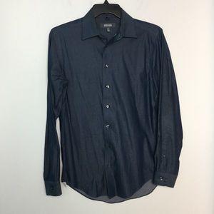 Kenneth Cole Reaction M 15 - 15 1/2 Dress Shirt